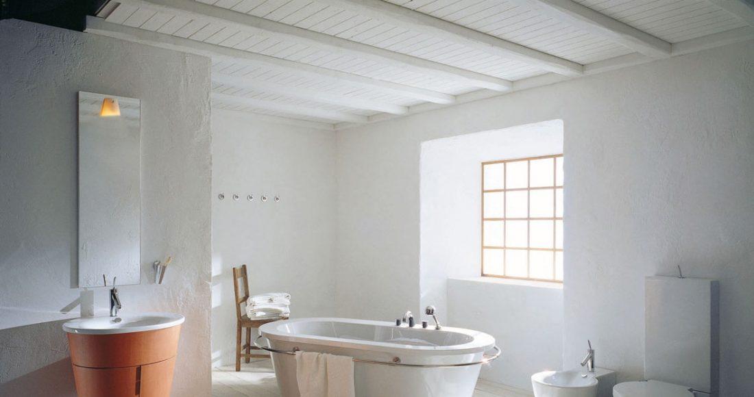 Zo geef je jouw badkamer een luxe uitstraling - Nostalgische badkamers