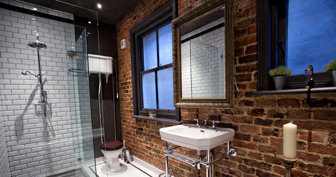 De moderne nostalgische badkamer. Tips en informatie hiervoor