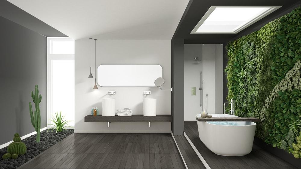Energie besparen in de badkamer - Nostalgische badkamers