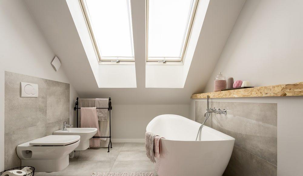 meer ruimte creëren badkamer