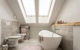 Vergroot je badkamer met een dakopbouw op zolder