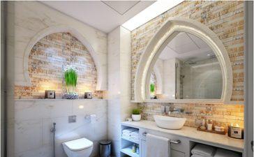 Tips voor een romantische badkamer
